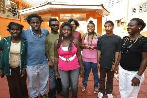 Cantores cegos angolanos